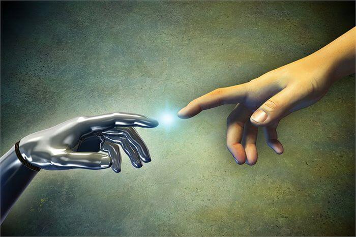 כשהרובוט אמפתי: מחשבות על טכנולוגיה, גוף ואנושיות