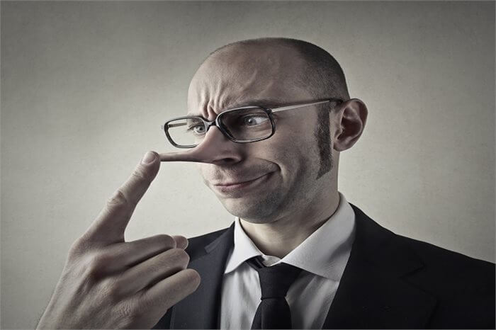 זה מדבק: מחקר חדש מצא מה מעודד אנשים לשקר