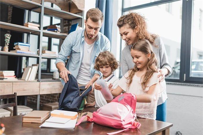 טיפים להורים עם החזרה לבתי הספר והגנים