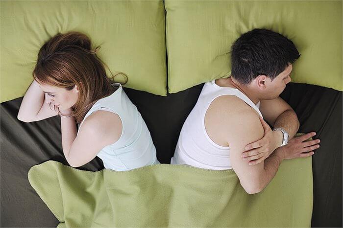 מנסים להימנע ממריבות זוגיות? שנו טוב בלילה