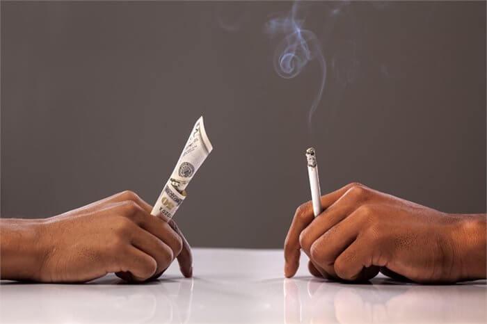 הדרך להפסקת עישון- תמריץ כספי?
