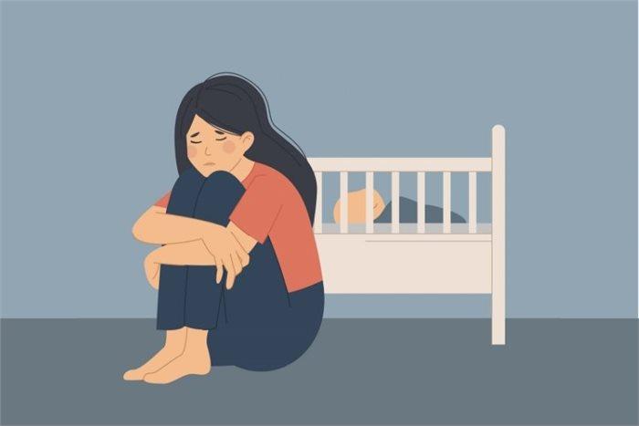 דיכאון לאחר לידה בקרב נשים וגברים
