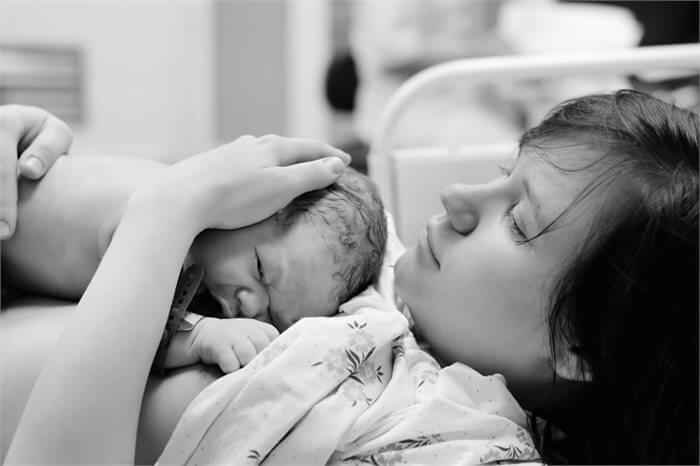 דיכאון אחרי לידה - עד מתי?