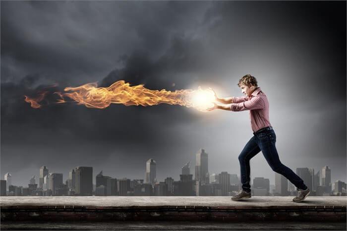 אש, אש, מדורה: על פירומניה ומשיכה לאש