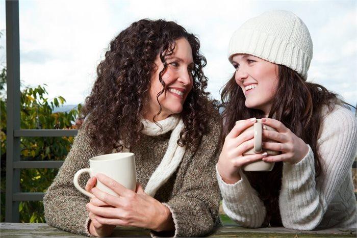 הורים כמודל חיקוי חיובי לבני נוער