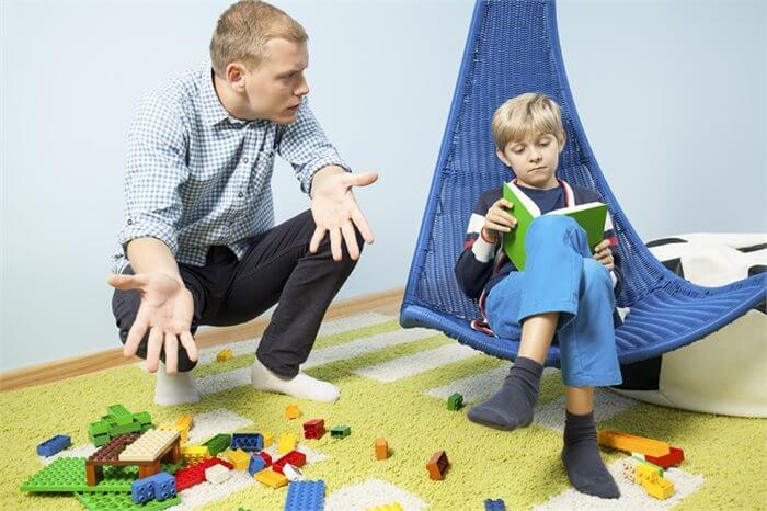 רוצים שהילד יעזור בבית? בחרו את המילים הנכונות