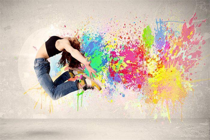 חמישים גוונים של רגשות חיוביים