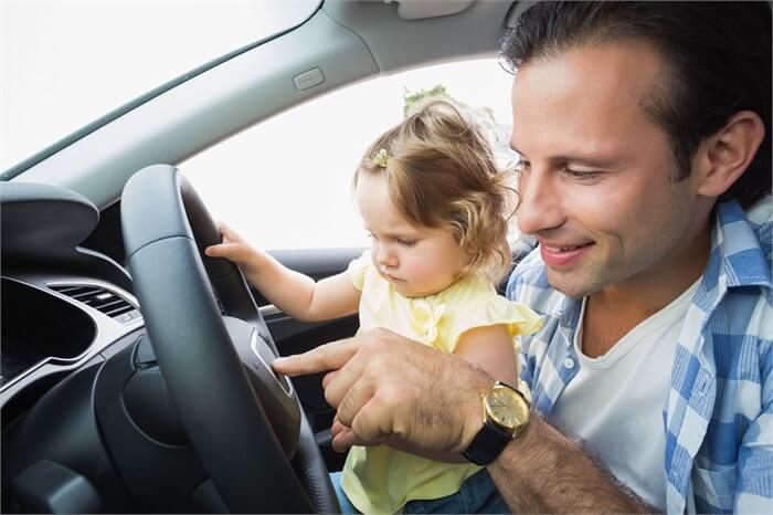 נוסע רחוק לעבודה? גלה מה זה עושה לילדים שלך