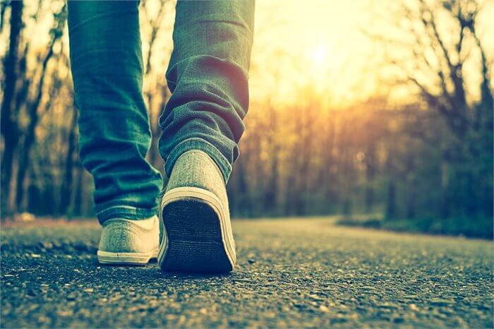 ללכת בדרכך: האם אפשר לגלות את האישיות שלך דרך ההליכה?