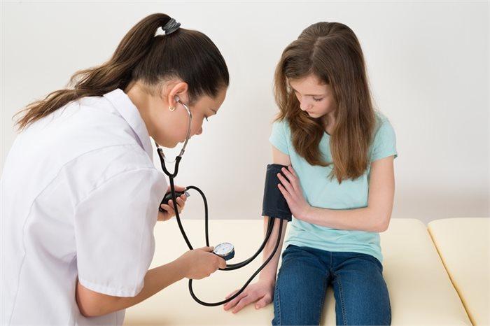 הילד המתבגר סובל מלחץ דם גבוה? נהדר!