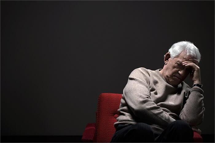 הפרעות חרדה בקרב קשישים