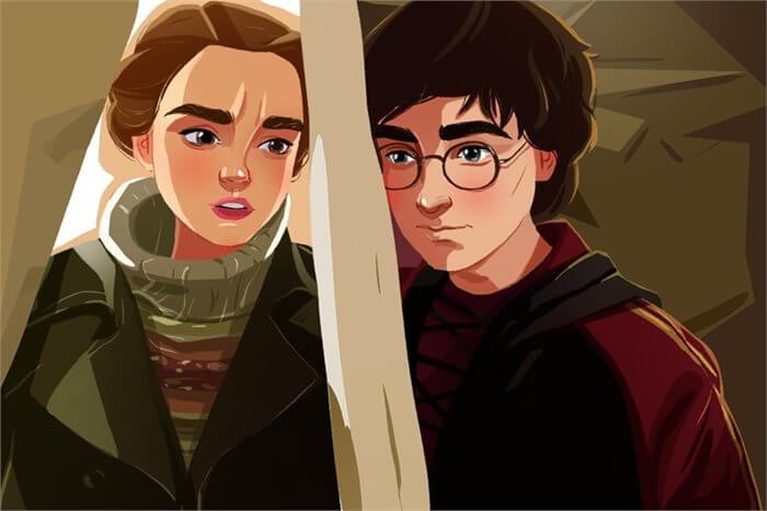 סוד הקסם: ההשפעה הנפשית החיובית של הארי פוטר