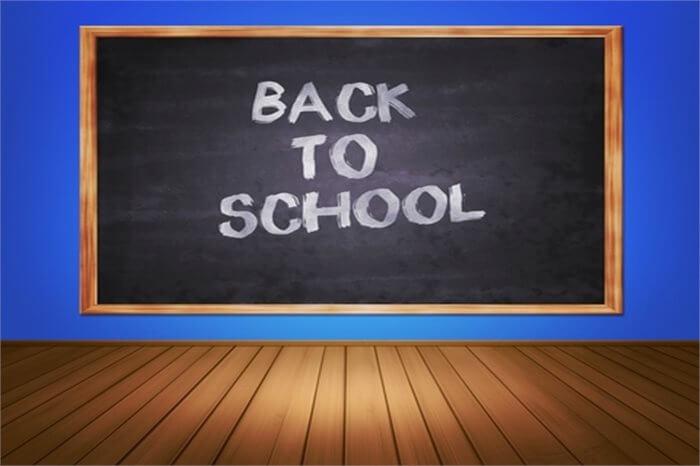 שלום כיתה א' (או ז' או י'): חוזרים ללימודים