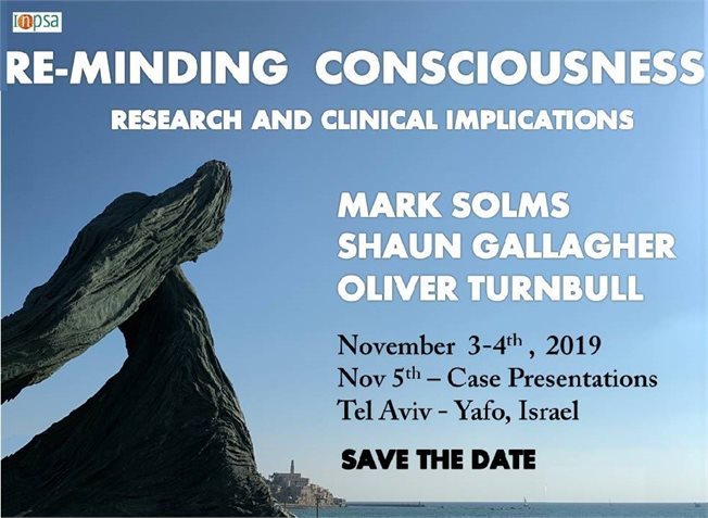 Re-minding Consciousness – Research and Clinical Implications