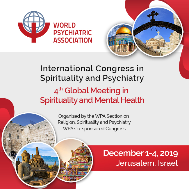 International Congress in Spirituality and Psychiatry