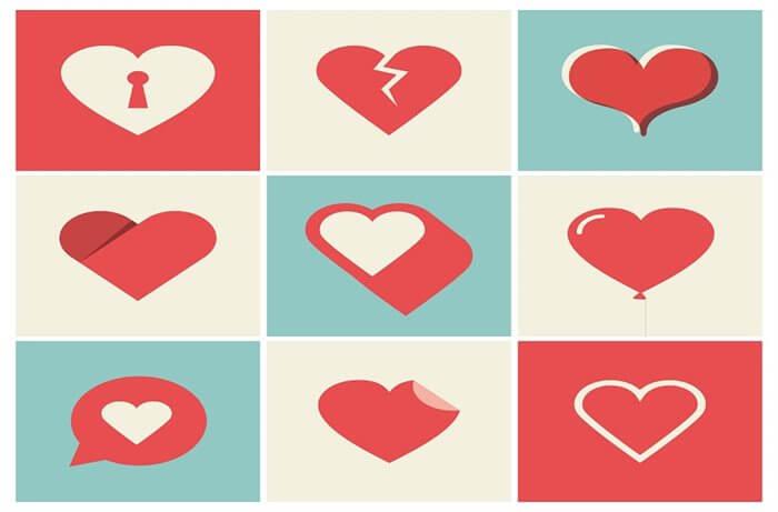 על שונות לבבית ופרשנות חיוכים