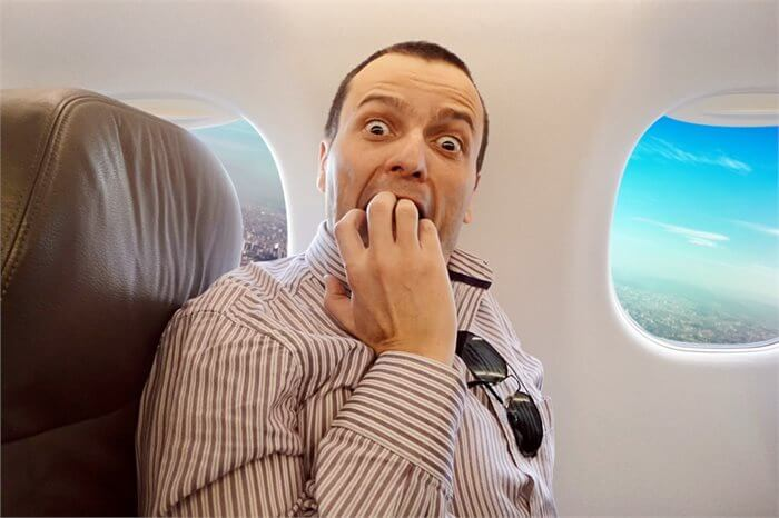 פחד טיסה- טיפול באמצעות ביופידבק
